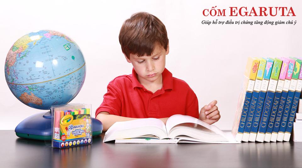 Cần tạo cho trẻ ADHD một không gian yên tĩnh để học bài